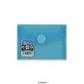 Envelopes V-Lock C7 Blue 120x85 mm Velcro Closure