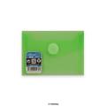 Envelopes V-Lock C7 Green 120x85 mm Velcro Closure