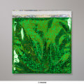 220x220 mm Green Holographic Foil Bag