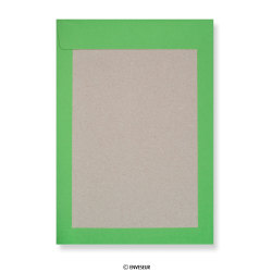 Green Board Back Envelopes
