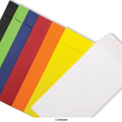 DL (220 x 110) Coloured Envelopes
