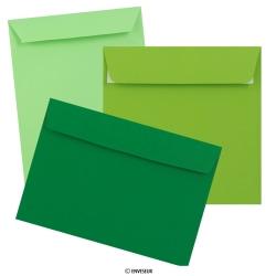 Clariana Groen Enveloppen