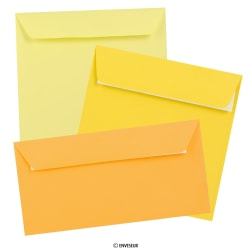 Clariana Yellow Envelopes