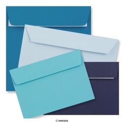 Clariana Blauw Enveloppen