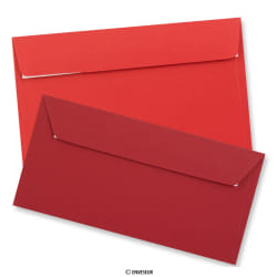 Clariana Rood Enveloppen