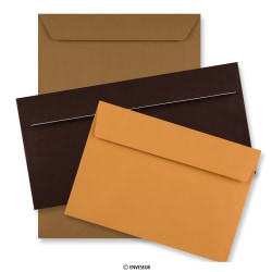 Clariana Brown Envelopes