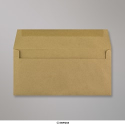102x216 mm Manilla Gerecycled Envelop