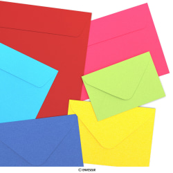 Farebné obálky