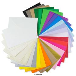 Gekleurde C5-enveloppen (162 x 229)