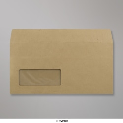 110x220 mm (DL) envelope manilla