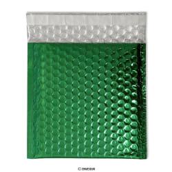 Metallinhohtoinen vihreä