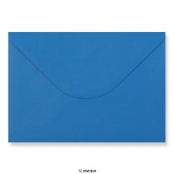Blauwe C7-enveloppen