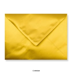 Goudkleurige C7-enveloppen