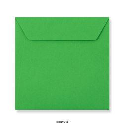130x130 mm Zelené obálky