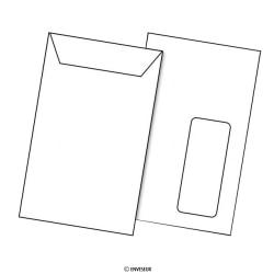 Commerciële C5-enveloppen (229 x 162)