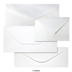 Standard Commercial Envelopes
