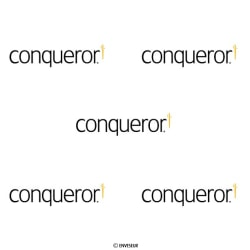 C5 (162 x 229) Conqueror kuoret