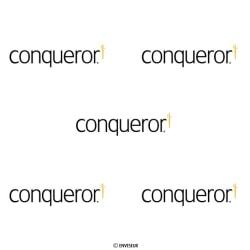 C5 (162 x 229) Fönster Conqueror