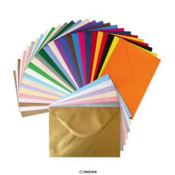 70 x 100 Värilliset