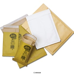 Polstrované obálky