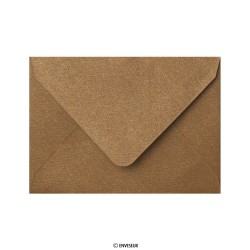 Bronze Textured Envelopes
