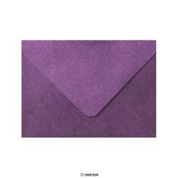 Violetti kangaskuvioitu