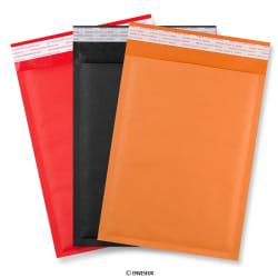 Värilliset voimapaperikuplapussit