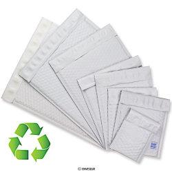 Kierrätyskelpoiset polyetyleenikuplapussit