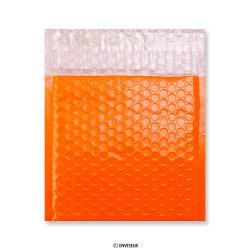 Oranje Gewatteerde CD Enveloppen