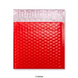 Punaiset pehmustetut CD-kuoret