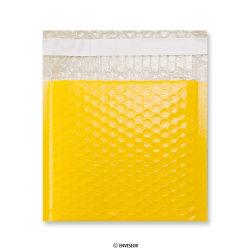 Keltaiset pehmustetut CD-kuoret