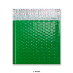 Vihreät pehmustetut CD-kuoret