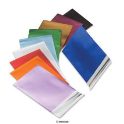 Värilliset mattafoliopussit