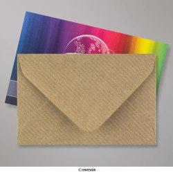 62x94 mm envelope com nervuras