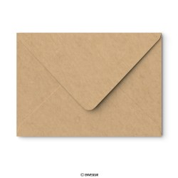 162x229 mm (C5) envelope com nervuras