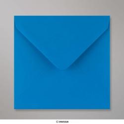 140x140 mm envelope azul electrico