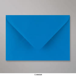 114x162 mm (C6) envelope azul electrico