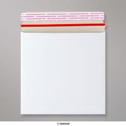 195x195 mm Envelope Branco de Cartão