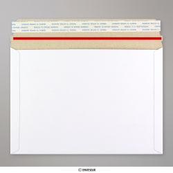 162x229 mm (C5) Biela celokartónová obálka