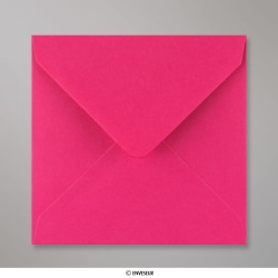140x140 mm Envelope rosa fuschia