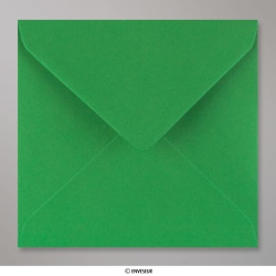 155x155 mm Natal Envelope Verde