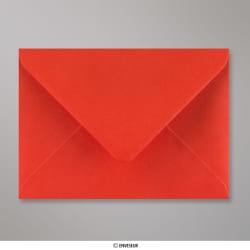125x175 mm envelope vermelho papoila