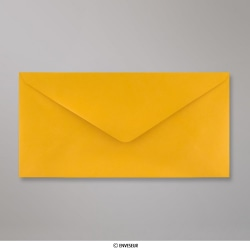 110x220 mm (DL) envelope amarelo oro
