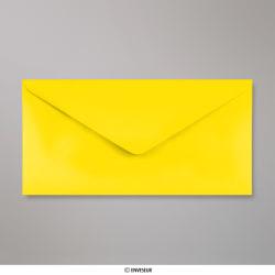 110x220 mm (DL) envelope amarelo narciso