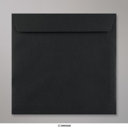 220x220 mm envelope preto