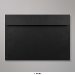 229x324 mm (C4) envelope preto