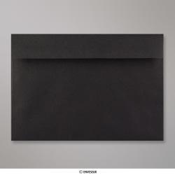 162x229 mm (C5) envelope preto