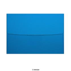 140x200 mm Donkerblauw Parelmoer Aankondiging Envelop