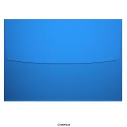 160x230 mm Donkerblauw Parelmoer Aankondiging Envelop