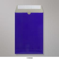 Sobre De Cartón En Azul Real de 235x162mm, Azul, Autoadhesivo